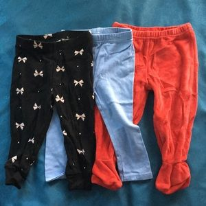 💙5 for $25💙🍼Baby Pants Lot